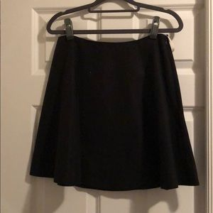 Kate spade black circle skirt, just dry cleaned